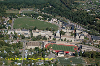 Virginia Military Institute, Lexington, Virginia. September 2006, Image# 009