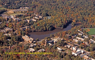 University of Richmond, Richmond, Virginia. October 2000, Image #2