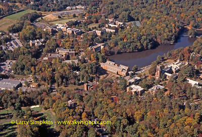 University of Richmond, Richmond, Virginia. October 2000, Image #1