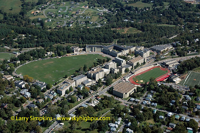 Virginia Military Institute, Lexington, Virginia. September 2006, Image# 007