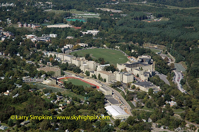 Virginia Military Institute, Lexington, Virginia. September 2006, Image# 001
