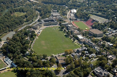 Virginia Military Institute, Lexington, Virginia. September 2006, Image# 015