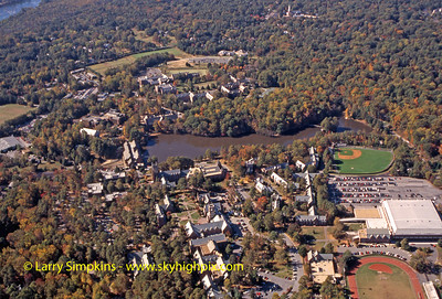 University of Richmond, Richmond, Virginia. October 2000