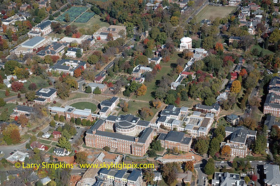 University of Virginia Campus, October 2008, Image# 007