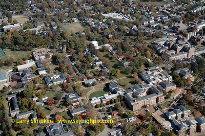 University of Virginia Campus, October 2008, Image# 005