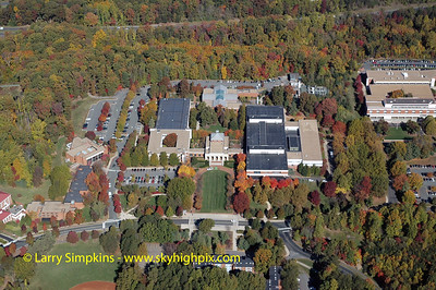 University of Virginia Campus, Judge Advocate General's Legal Center & School, October 2008, Image# 013
