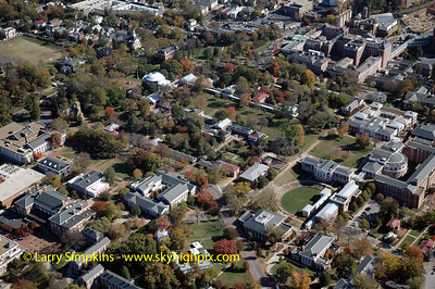University of Virginia Campus, October 2008, Image# 004