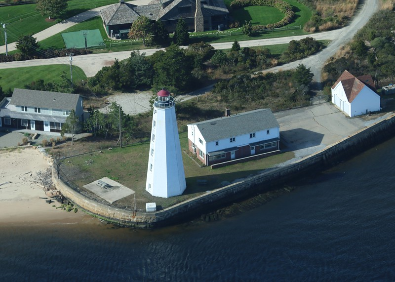 Lynde Point Light - Old Saybrook