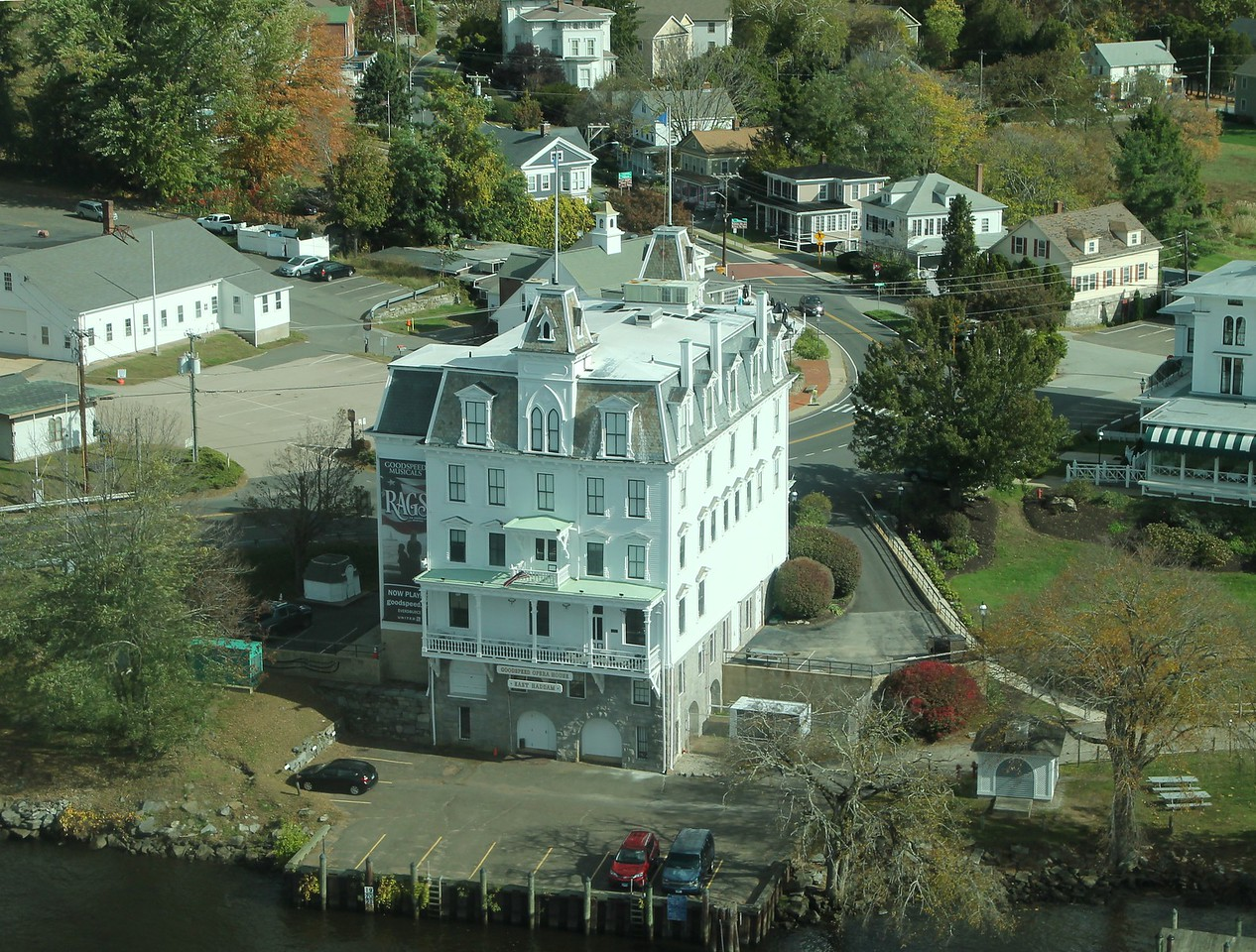 Goodspeed Opera House - East Haddam