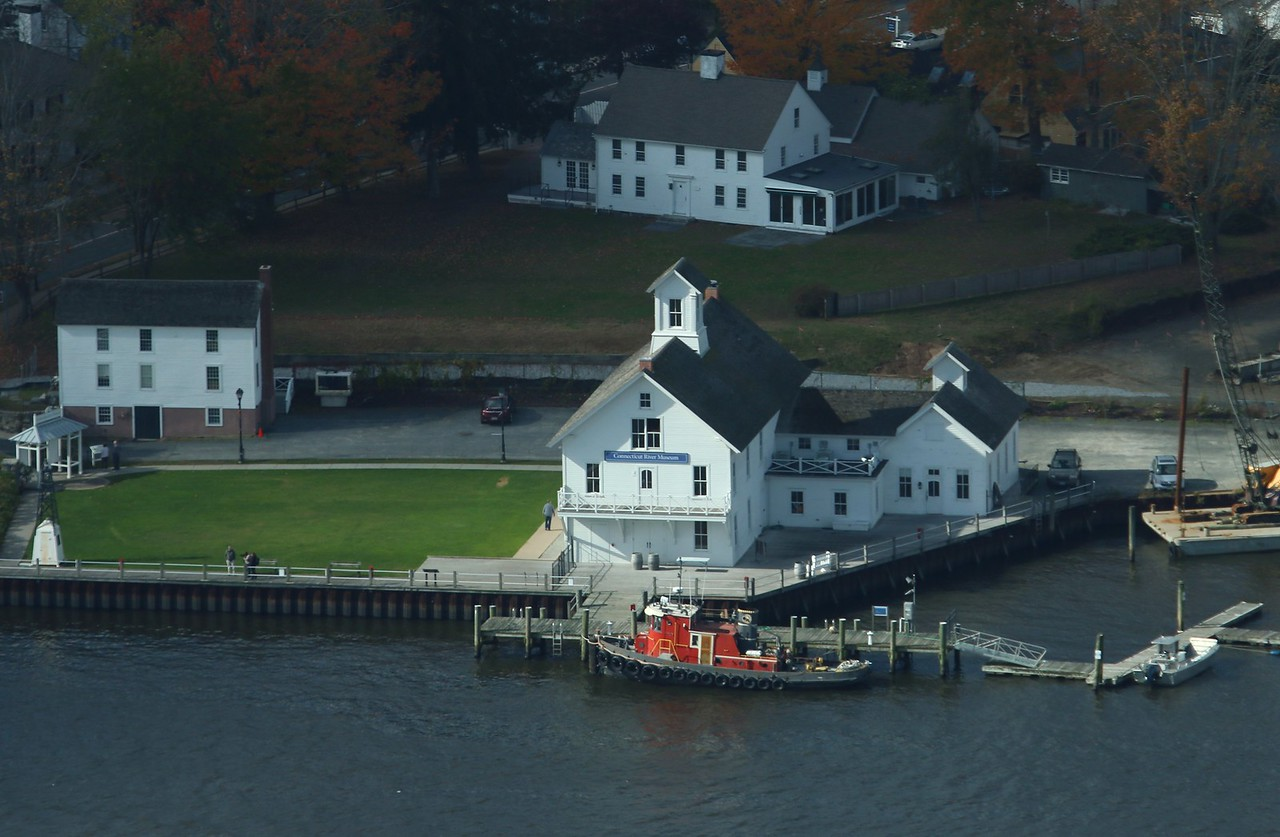 CT River Museum - Essex