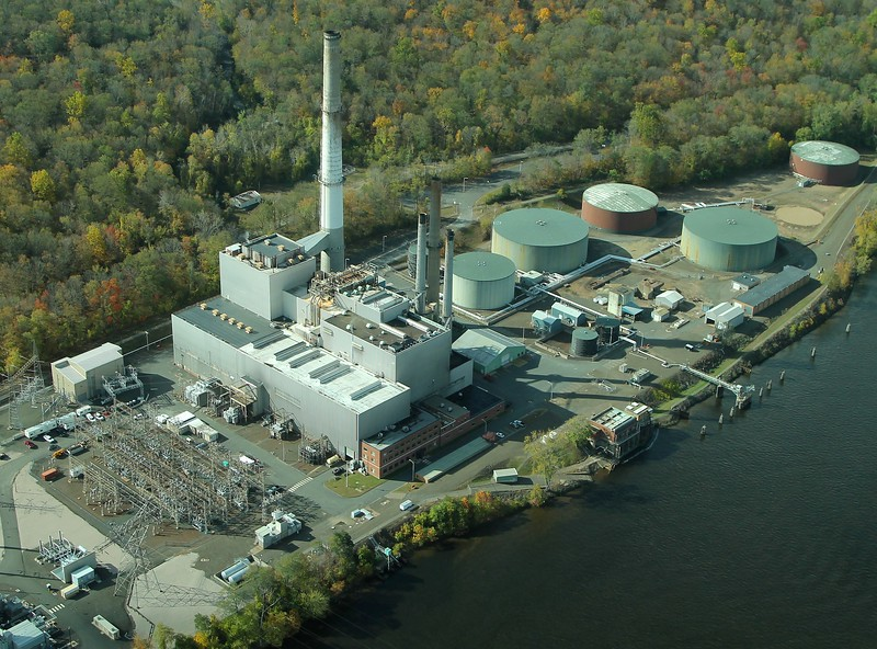 Middletown Power plant - CT River
