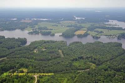 Mill Run Sub Division, Lake Anna, VA. Image #041.