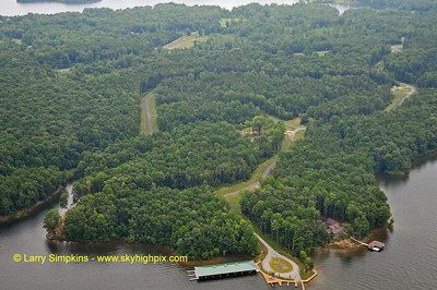Mill Run Sub Division, Lake Anna, VA. Image #036.