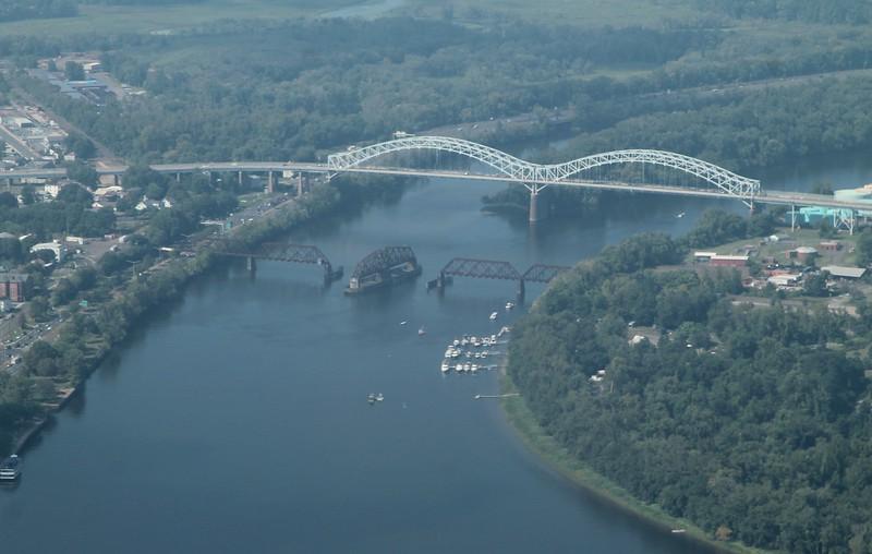 Arrigoni Bridge (Rt 66) over Connecticut River