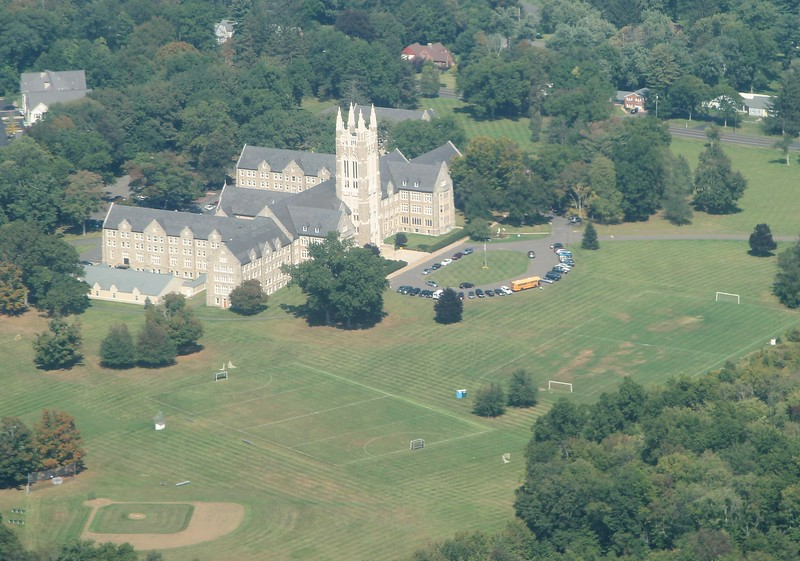 St. Thomas Seminary - Bloomfield, CT.