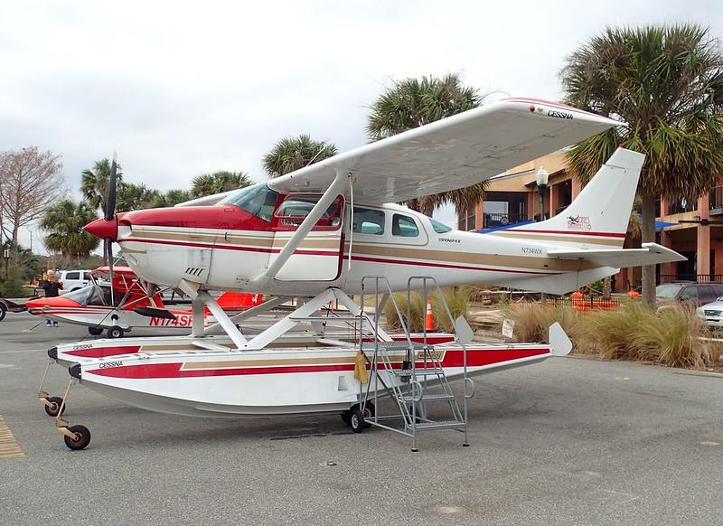 Aircraft Utilized; 1979 Cessna TU206G [N734WX]
