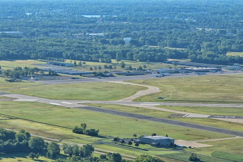 Ypsilanti Airport (KYIP)