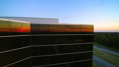 Rabobank building, north Fresno.