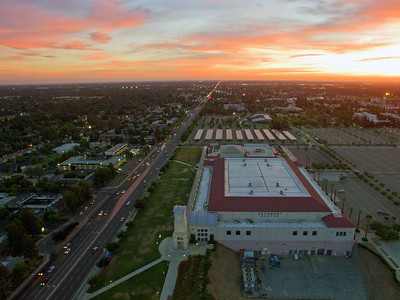 The Save Mart Center, Fresno, Ca.
