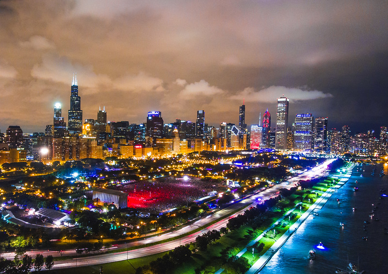 Lollapalooza 2016 - Chicago, Illinois