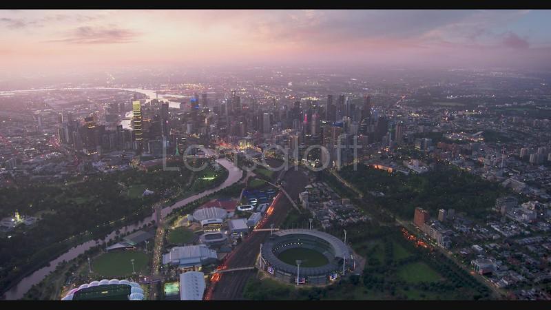 Lensaloft's Melbourne - 2020