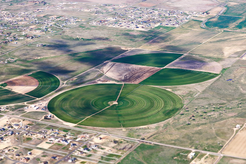 Irrigation Circles