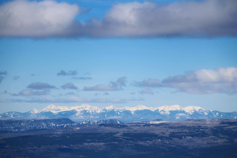 Mountains on the Horizon