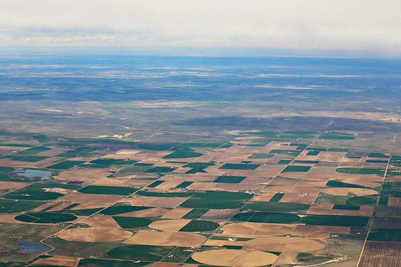 Farm Field Geometry