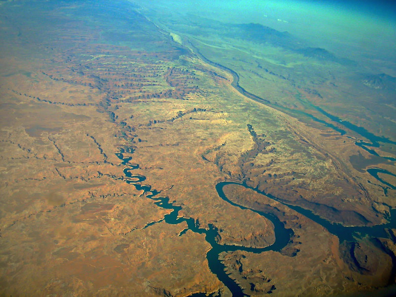 River Patterns