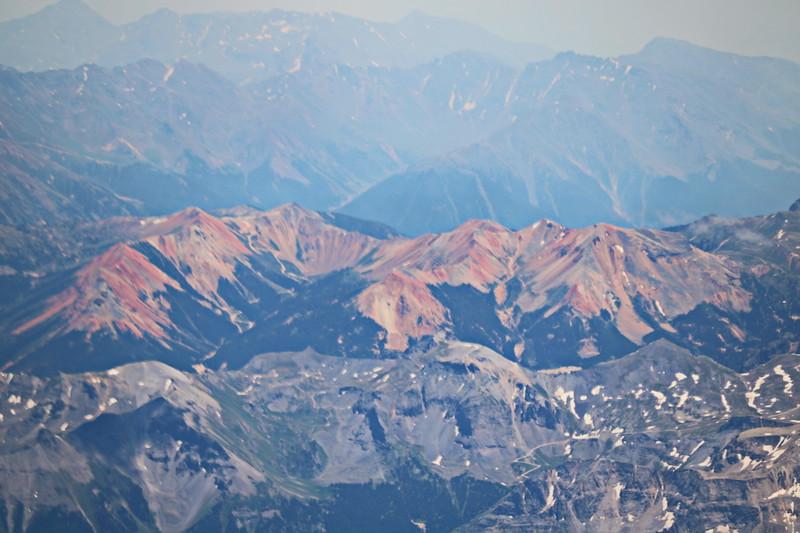 Multicolor Mountains