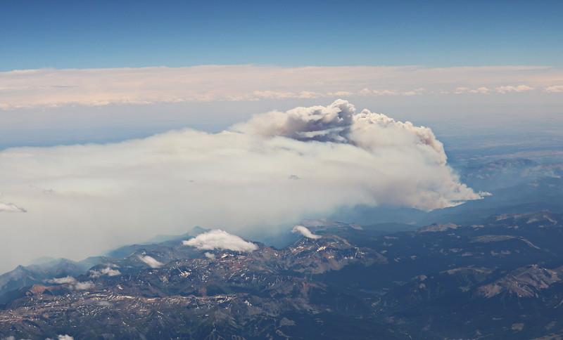 Major California Wildfire