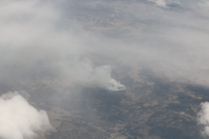 Smoke Fills the Air