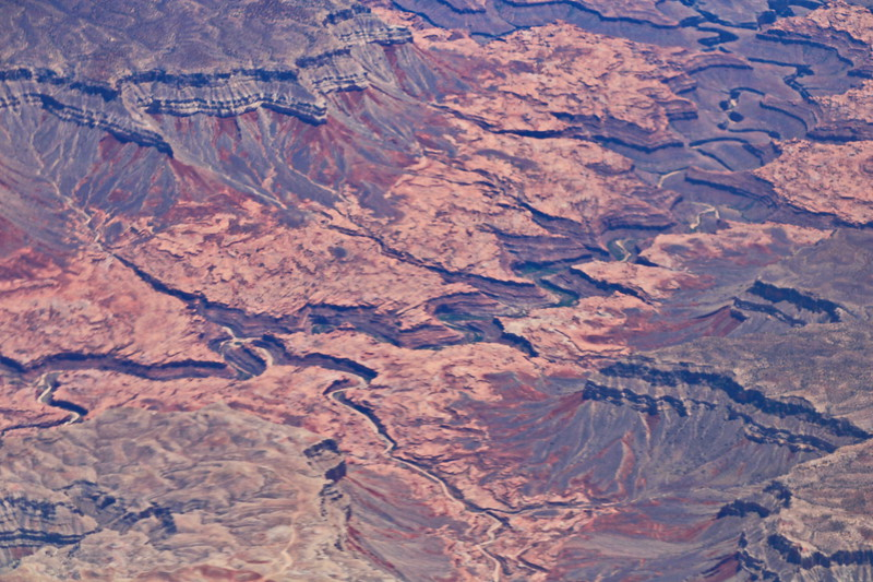 Layers Carved by the River