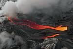 Lava Ocean Entry Breakout