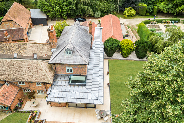 Aerial photography of properties completed by Harbour View Photography