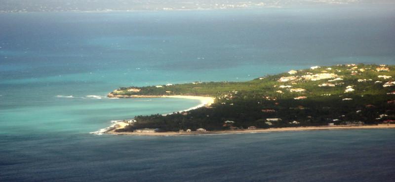 Aerial Photos - Anguilla, St Maartens, and St Barths Feb 2009