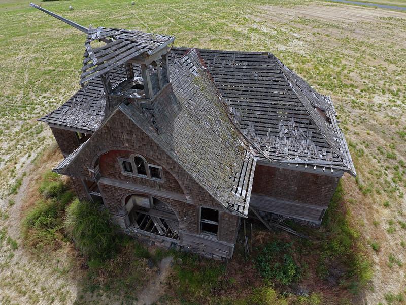 Abandoned Govan School House