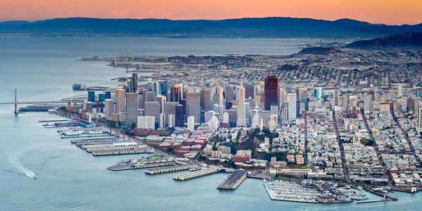 The Ports of San Francisco