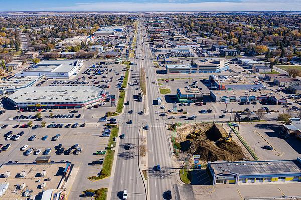 8th Street Aerial