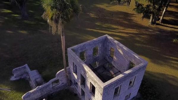 Spring Island Tabby Ruins, SC