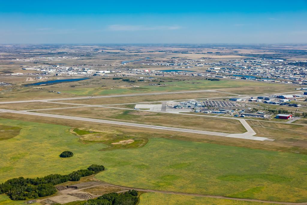 Airport Management Area