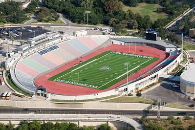 09/23/2014 092632 -- San Antonio, TX -- © Copyright 2014 Mark C. Greenberg  Alamo Stadium