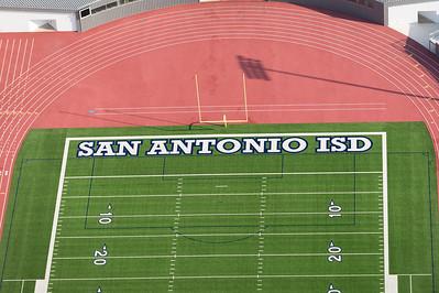 09/23/2014 093125 -- San Antonio, TX -- © Copyright 2014 Mark C. Greenberg  Alamo Stadium