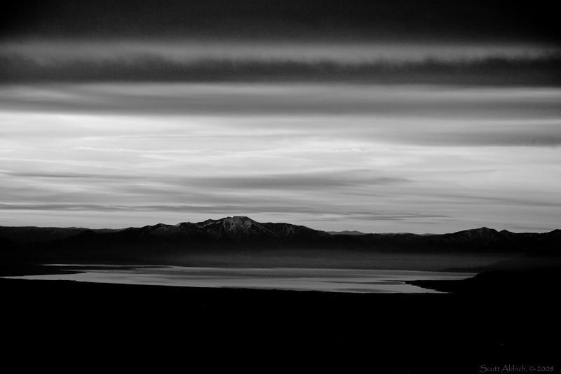 Utah Lake (fresh water not salt) - Near Prove, Ut - Just South of Salt Lake City.