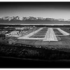 Runway 14 at Anchorage International.