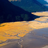 Turnagain Arm mud flats.