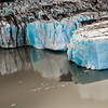 Colony Glacier, Alaska.