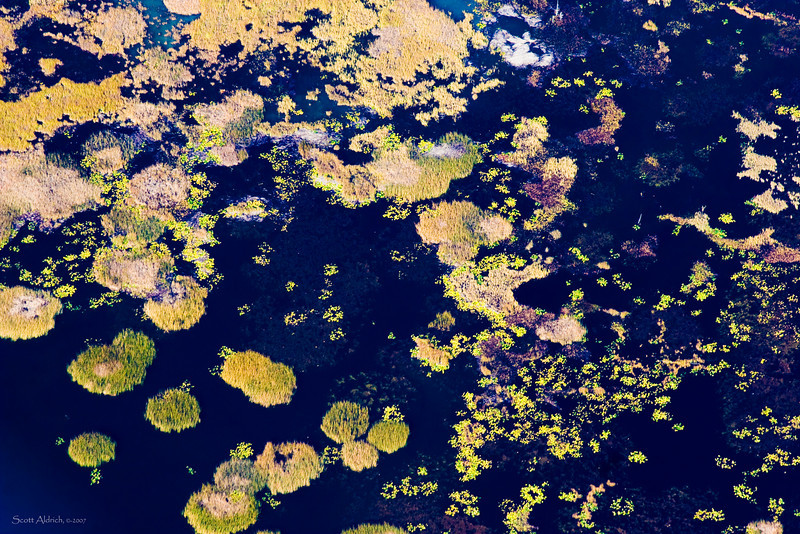 Patterns in nature..or just cool looking stuff from the air.