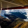 Portage pass and Portage glacier.