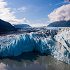 Colony Glacier, Alaska.